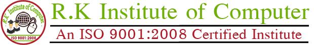 R.K. Institute Of Computer